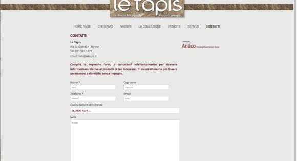 Le Tapis